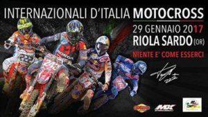 Internazionali di motocross in Sardegna
