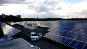 Controllo remoto di campi fotovoltaici