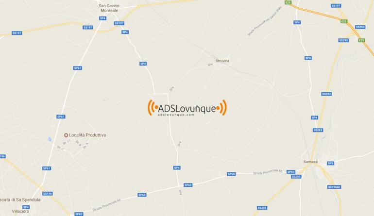 ADSLovunque – zone rurali del Medio Campidano